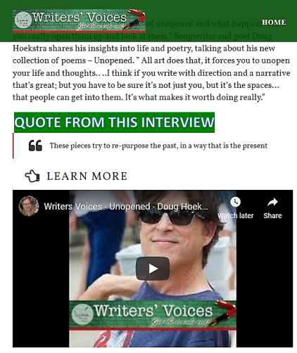 writers voices 3